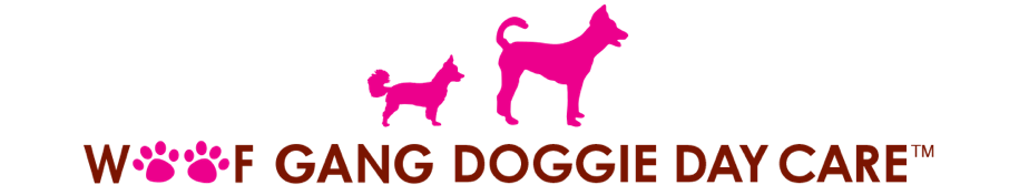 Woof Gang Bakery doggie day care logo